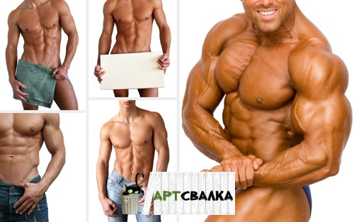 Гора мускул для рекламы | Mountain muscle for advertising